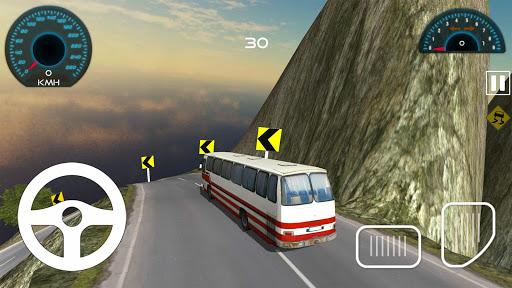 Spiral Bus Simulator apktram screenshots 4