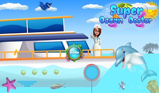 Tải Ocean Doctor Sea Surgeon APK