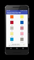 Designers Colour Guide FREE - screenshot thumbnail 02