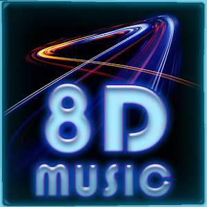 8d music 4.0.0 by playmasterapps logo