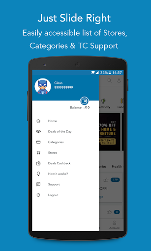 Recharge, Wallet & Coupons 1.1.16 screenshots 2