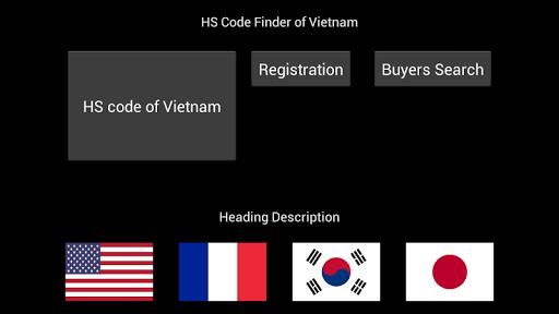 HS Code Finder Vietnam