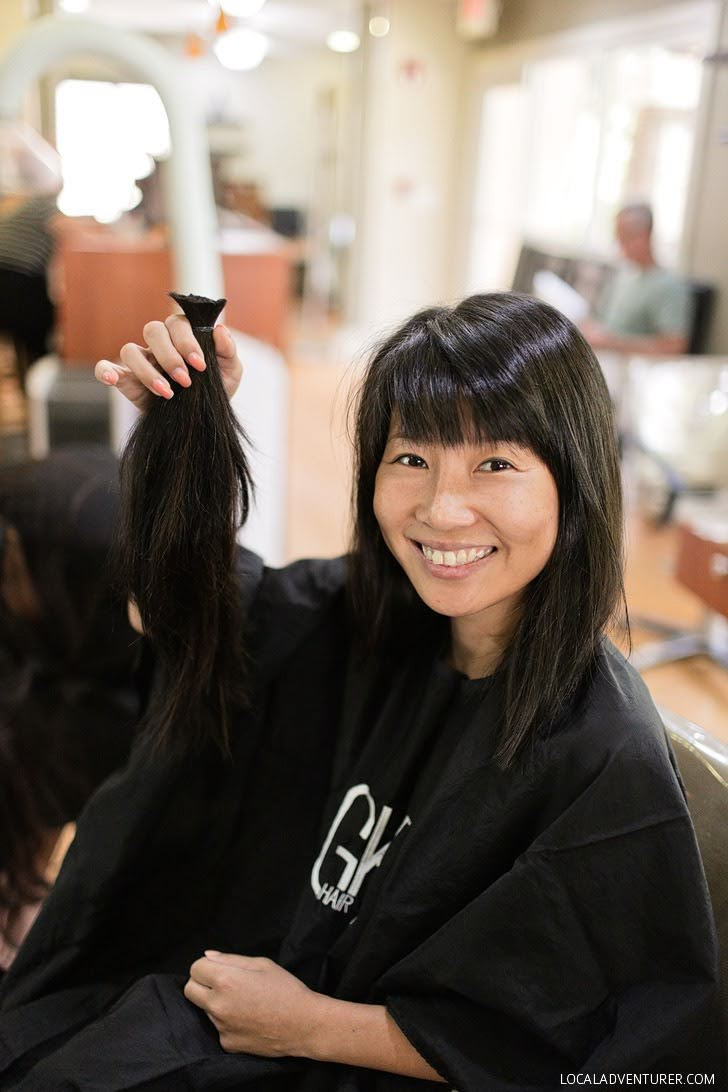 your complete guide on where and how to donate hair