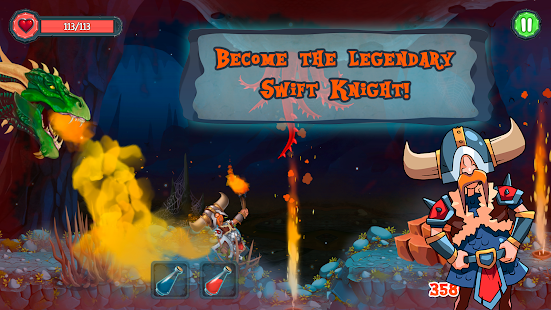 Swift Knight 1.2.1 APK + Mod (Unlimited money) for Android