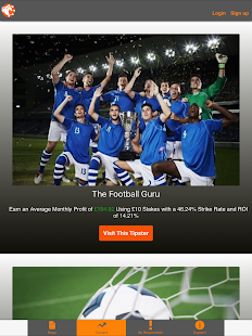 Betting Gods - Sports Betting- screenshot thumbnail