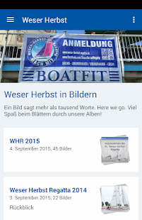 Weser-Herbst-Regatta- screenshot thumbnail