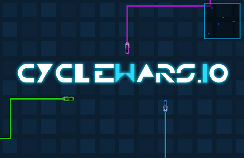 Cyclewars.io- screenshot thumbnail