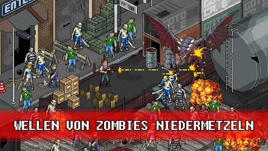 Fury Survivor: Pixel Z Screenshot