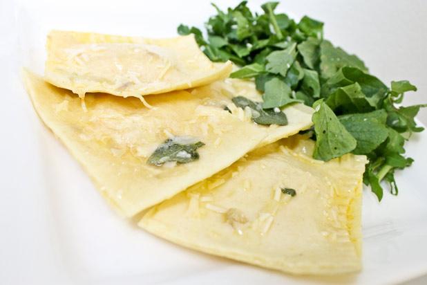 Photo: Butternut Squash Ravioli Recipe: http://bit.ly/RSAhmH