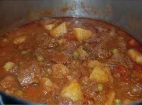 Crockpot Carne Guisada Recipe