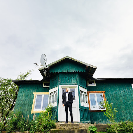 Wedding photographer Ivan Kirik (ivankyryk). Photo of 13.12.2017