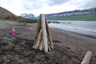 Photo: til íkveikju