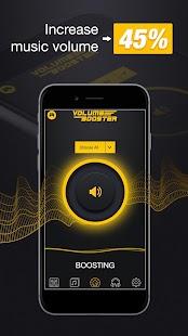 Volume Booster Sound Equalizer - náhled