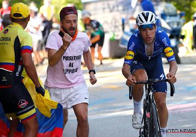 """Joao Almeida toont zich in derde week Giro: """"Die ritzege zou mooi zijn"""""""