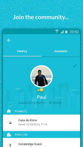 Instabridge - Free WiFi Passwords and Hotspots screenshot 6
