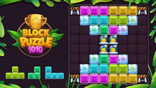 Classic Block Puzzle Game 1010: Free Cat Pop Game 5.3.2 18