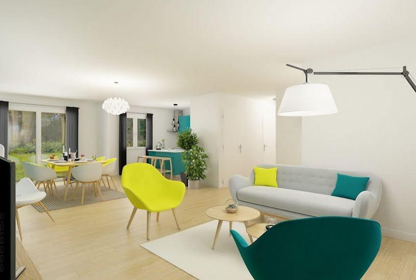 Vente Terrain + Maison - Terrain : 660m² - Maison : 90m² à Crespin (59154)