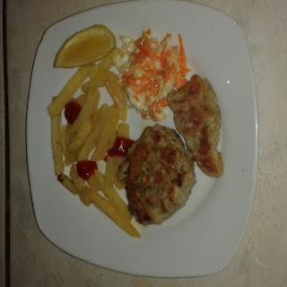 ~ Garlic And Herb Baked Fish ~