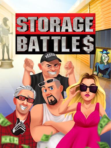 Storage Battles - Multiplayer Auction Bidding Wars  screenshots 11