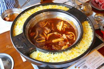 兩餐 두끼韓國年糕火鍋吃到飽 新竹店