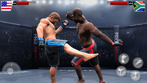 MMA Real Fight: Fighting Games 2019 1.0 screenshots 2