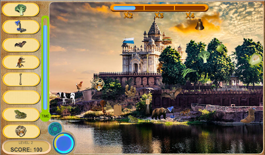 Hidden Object - Mausoleum Free- screenshot thumbnail