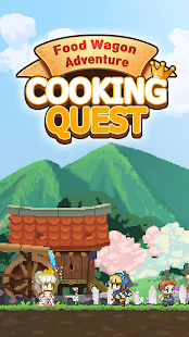 Cooking Quest: Essenswagen-Abenteuer Screenshot