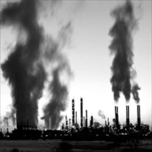 UP IN SMOKE: These emissions concern environmentalists who warn about the effects of global warming. © Unknown.
