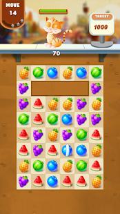 Garden fruits bomb - náhled