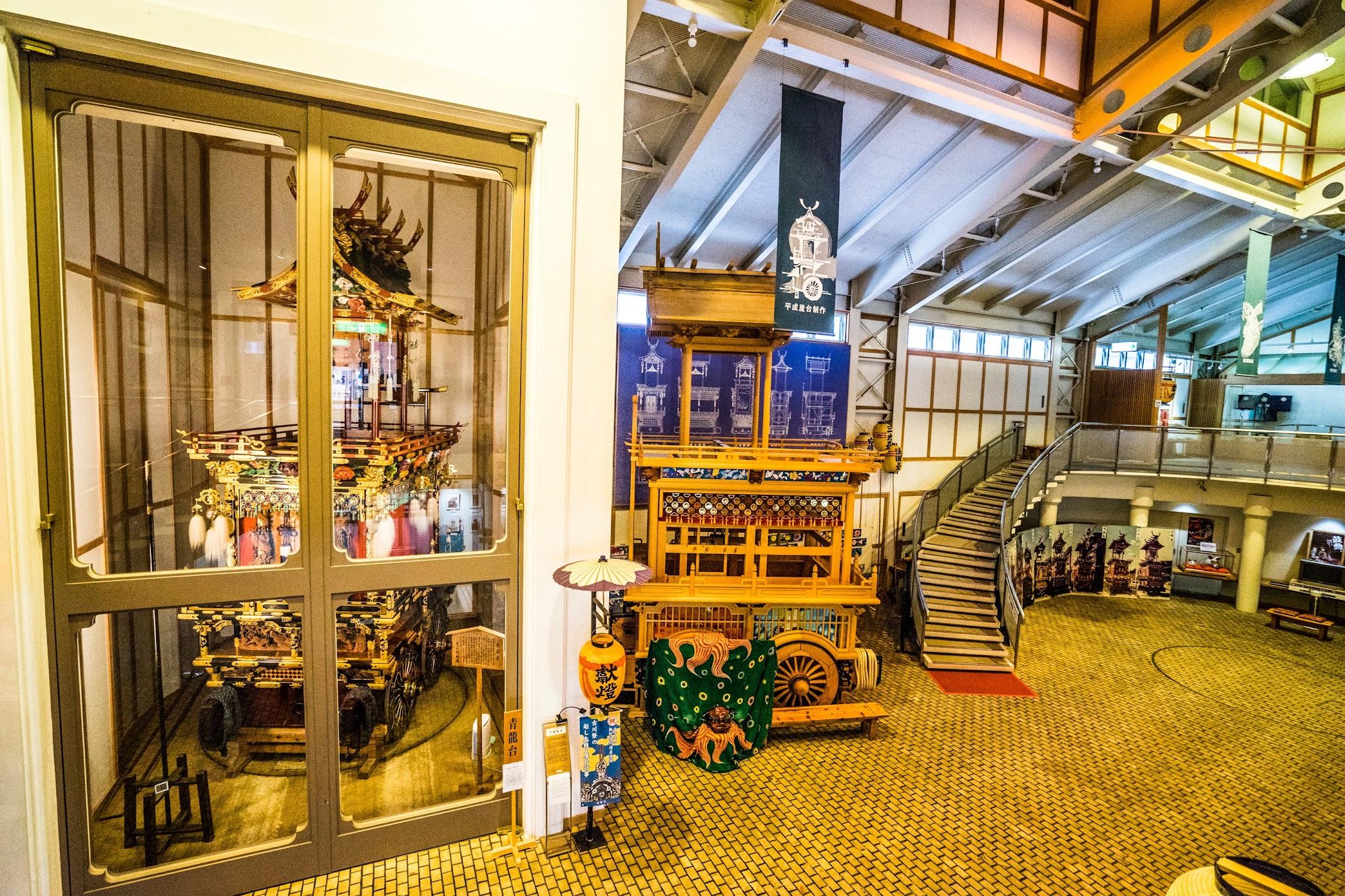 Hida FurukawaFestival Museum2