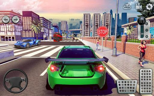 City Driving School Simulator: 3D Car Parking 2019 screenshots 19