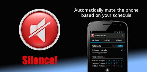 Silence Premium Do Not Disturb - Apps on Google Play