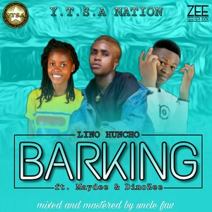 Cover Art for song Barking ft. Maydee and Dino zee