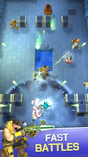 Spacelanders: 3D Sci-Fi Shooter RPG 1.0.4 screenshots 6