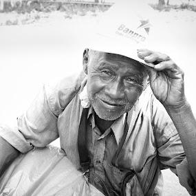 by Berman Gonzalez - People Portraits of Men