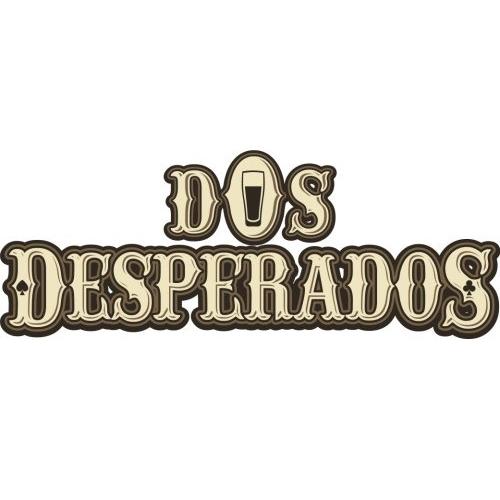 Logo of Dos Desperados Blood Orange Blonde
