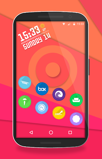 Primo Flat - Icon Pack