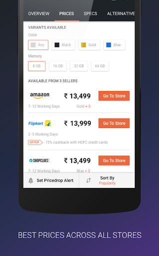 Mobile Price Comparison App Apk apps 14