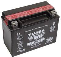 YUASA MC batteri YTX15L-BS lxbxh=175x87x130mm