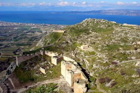 Routes: Corinth