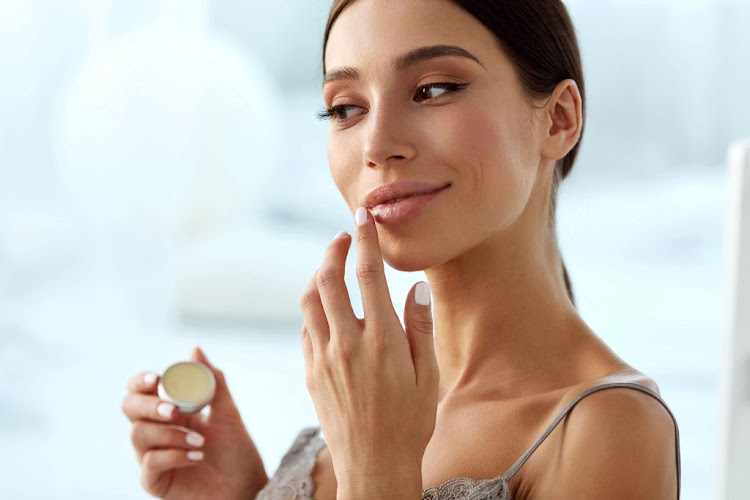 Moisturising alone is not enough to repair dry, chapped lips.
