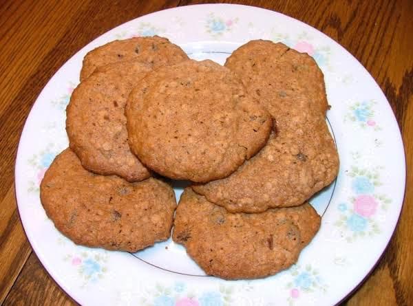Rosy Rock Cookies