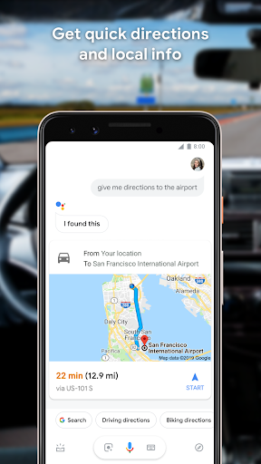 Google Assistant - Get things done, hands-free 0.1.187945513 screenshots 5