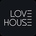 러브하우스 - 버라이어티 집 플랫폼 icon