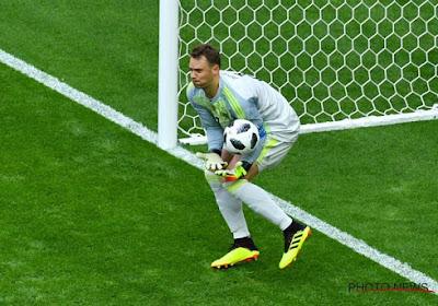 "Neuer over Mannschaft: ""Het was niet zo beschamend"""