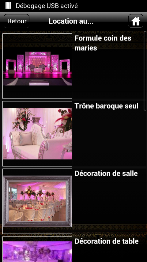Mariage et Tradition- screenshot