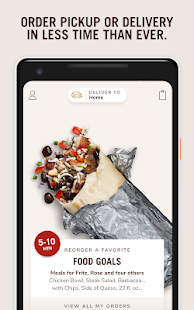 App Chipotle APK for Windows Phone