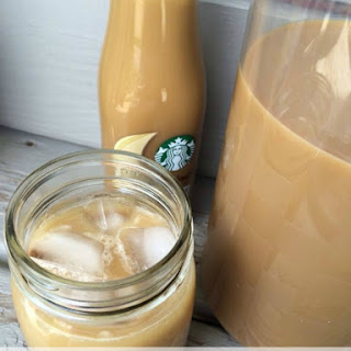 Copycat Starbucks Frappuccino