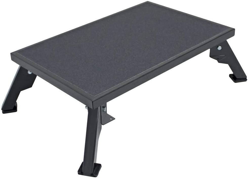 large stand alone step for rv