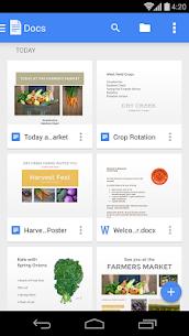 Documentos de Google 1